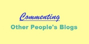 Commenting on Other People's Blogs graphic
