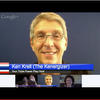 Screenshot of Ken Krell on Triple Power Play Preview on Google+ Hangout