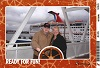 Picture of John and Dorothy Aberle boarding Carnival Inspiration, December 23, 2016