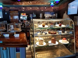 Picture of the Coffee Shop on the Carnival Miracle